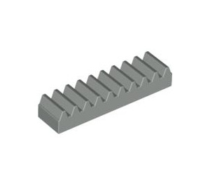 LEGO Light Gray Gear Rack 4 (3743)