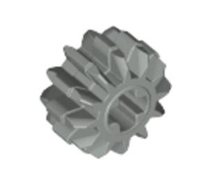 LEGO Light Gray Gear with 12 Teeth and Double Bevel (32270)