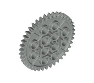LEGO Light Gray Gear with 40 Teeth (3649)