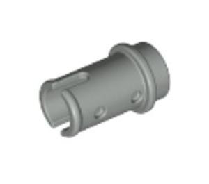 LEGO Light Gray Half Pin with Stud (4274)
