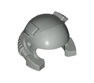 LEGO Light Gray Helmet with Coiks and Headlamp (30325)