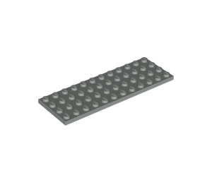 LEGO Light Gray Plate 4 x 12 (3029)
