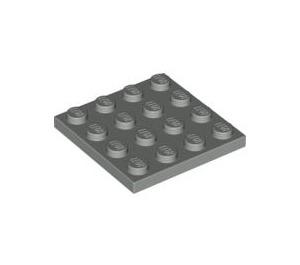 LEGO Light Gray Plate 4 x 4 (3031)