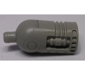 LEGO Light Gray Technic Action Figure Arm Segment (2700)