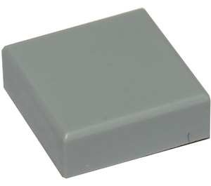 LEGO Light Gray Tile 1 x 1 with Groove (3070)