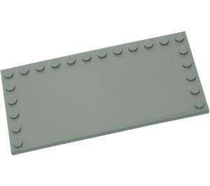 LEGO Light Gray Tile 6 x 12 with Edge Studs (6178)