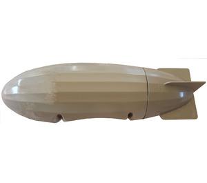 LEGO Light Gray Zeppelin / Expedition Balloon
