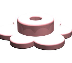 LEGO Light Pink Small Flower