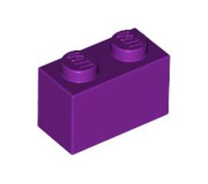 LEGO Light Purple Brick 1 x 2 (3004)