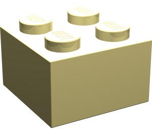 LEGO Light Yellow Brick 2 x 2 (3003)