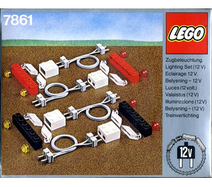 LEGO Lighting Set Electric 12 V 7861