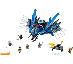 LEGO Lightning Jet Set 70614