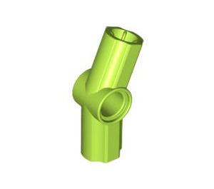 LEGO Lime Angle Connector #3 (157.5º) (32016 / 42128)