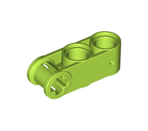LEGO Lime Cross Block 1 x 3 (42003 / 42796)