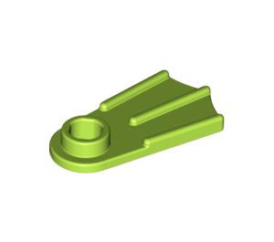 LEGO Lime Minifig Flipper  (10190 / 29161)