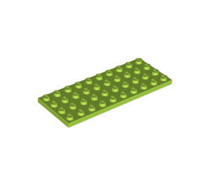 LEGO Lime Plate 4 x 10 (3030)