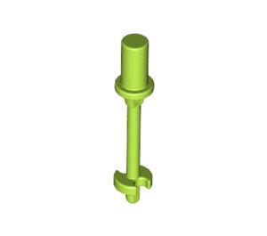 LEGO Lime Ski Pole (18745)