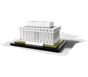 LEGO Lincoln Memorial Set 21022