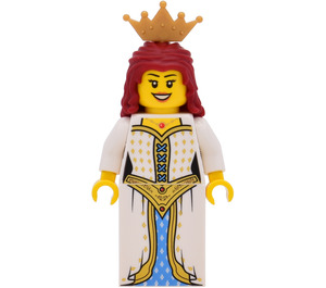 LEGO Lion Princess Minifigure