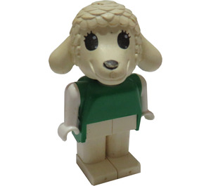 LEGO Lisa Lamb Fabuland Figure