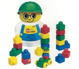 LEGO Little Brother Stack 'n' Learn Set 2018