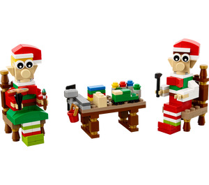 LEGO Little Elf Helpers Set 40205