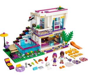LEGO Livi's Pop Star House Set 41135