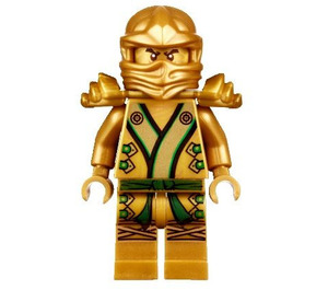LEGO Lloyd - Golden Ninja Minifigure