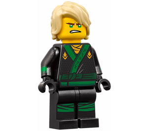 LEGO Lloyd with Tan hair Minifigure