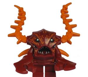 LEGO Lobster Guardian Minifigure