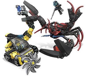 LEGO Lobster Strike Set 7772