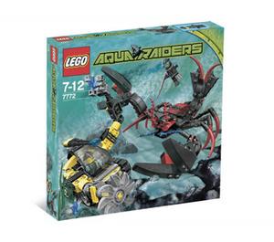 LEGO Lobster Strike Set 7772 Packaging