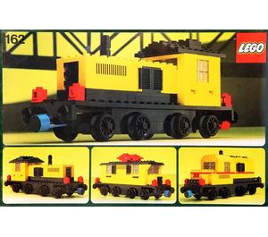 LEGO Locomotive Set 162