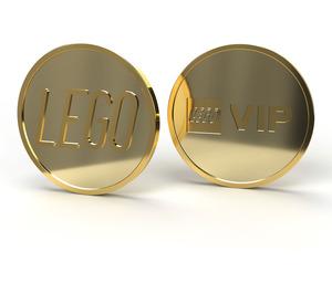 LEGO logo collectable coin (5006470)