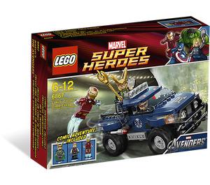 LEGO Loki's Cosmic Cube Escape Set 6867 Packaging