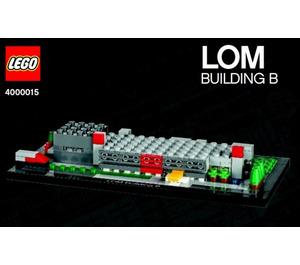 LEGO LOM Building B Set 4000015