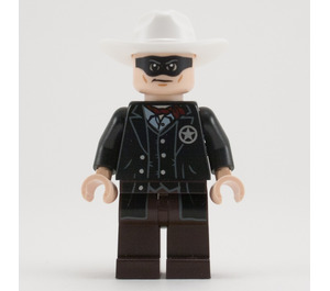 LEGO Lone Ranger Minifigure