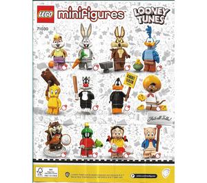 LEGO Looney Tunes Random Bag Set 71030-0 Instructions