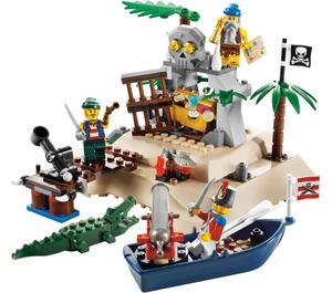 LEGO Loot Island Set 6241