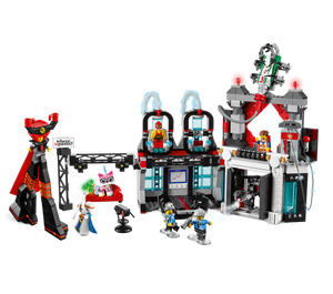 LEGO Lord Business' Evil Lair Set 70809