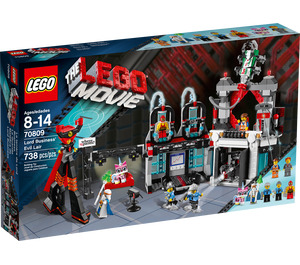 LEGO Lord Business' Evil Lair Set 70809 Packaging