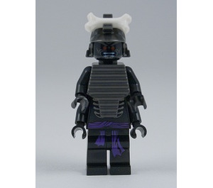 LEGO Lord Garmadon, Black with 4 Arms Minifigure