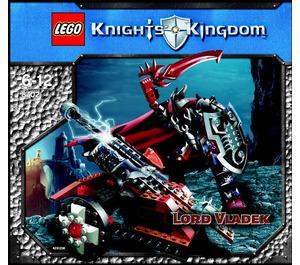 LEGO Lord Vladek Set 8702 Instructions