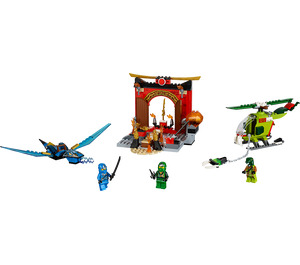 LEGO Lost Temple Set 10725