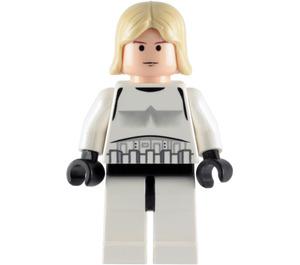 LEGO Luke Skywalker in Stormtrooper disguise Minifigure