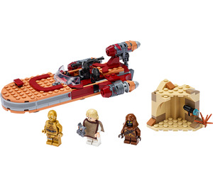 LEGO Luke Skywalker's Landspeeder Set 75271