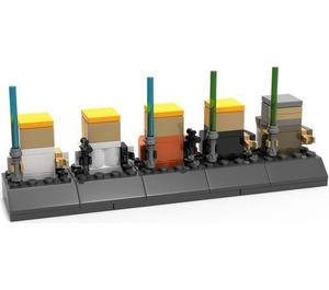 LEGO Luke Skywalker Set LUKE