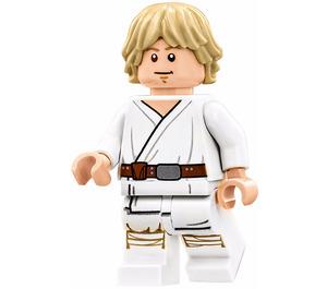 LEGO Luke Skywalker with Tatooine Outfit Minifigure