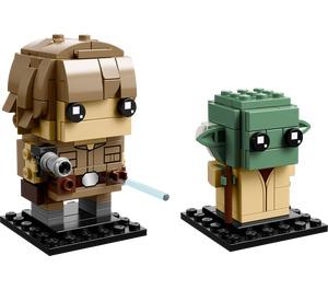 LEGO Luke Skywalker & Yoda Set 41627