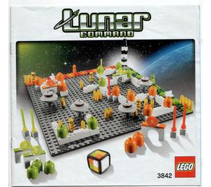 LEGO Lunar Command  (3842) Instructions